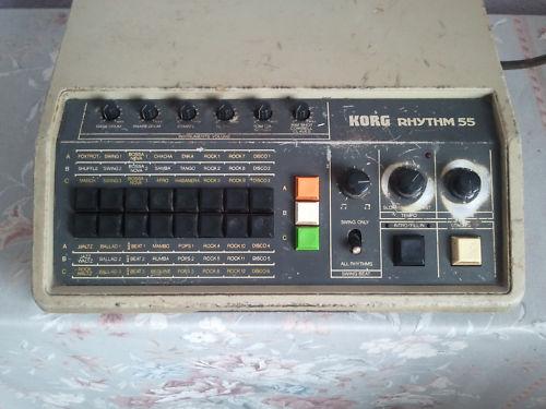 vintage drum machine sles