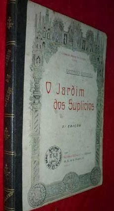 "Traduction portugaise du ""Jardin des supplices"", 1910"