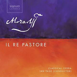 Mozart - Il re pastore - Classical Opera
