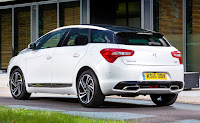 New DS 5 Flagship