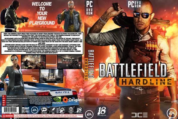 تحميل لعبة Battlefield Hardline برابط واحد مباشر