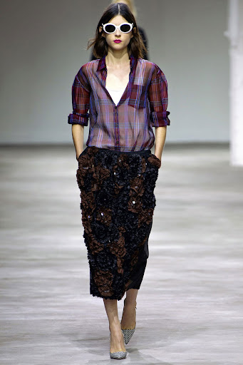 Dries Van Noten Spring/Summer 2013 [Women's Collection]