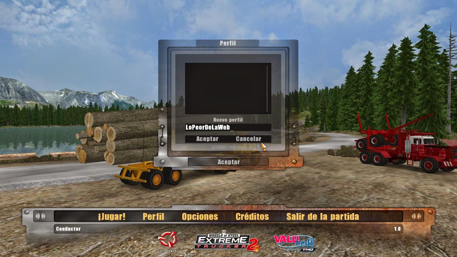 18 Wheels of Steel: Extreme Trucker 2 Multilenguaje