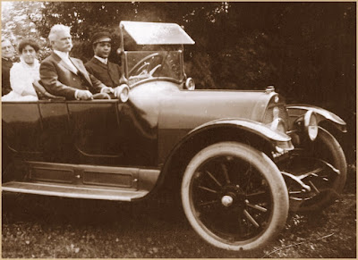 Pennsylvania car 1915