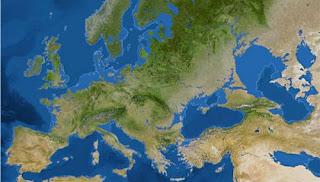 """Ευλογημένη Ελλάδα: Ακόμα και αν λιώσουν οι πάγοι αυτή θα """"επιπλέει""""..."""