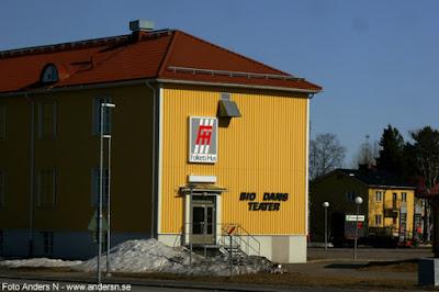 Vittangi Folkets Hus Bio Teater Dans