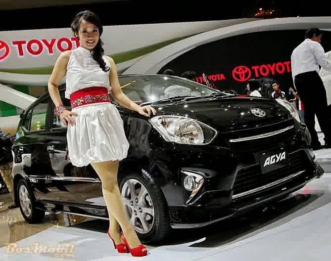 Kredit Toyota Agya 2014