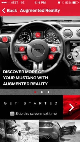 Ford Motor Company & Tweddle Debut New Interactive App for Mustang Owners