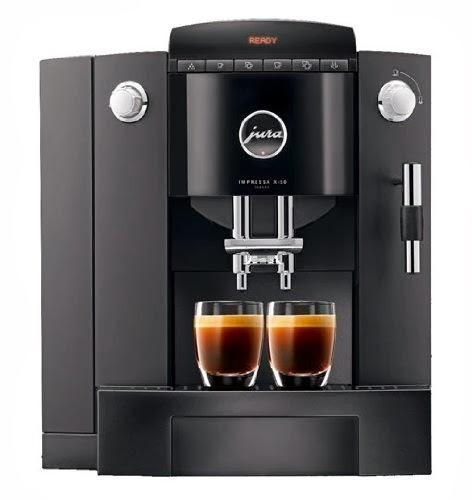 Jura Impressa XF50 Classic - Cafetera