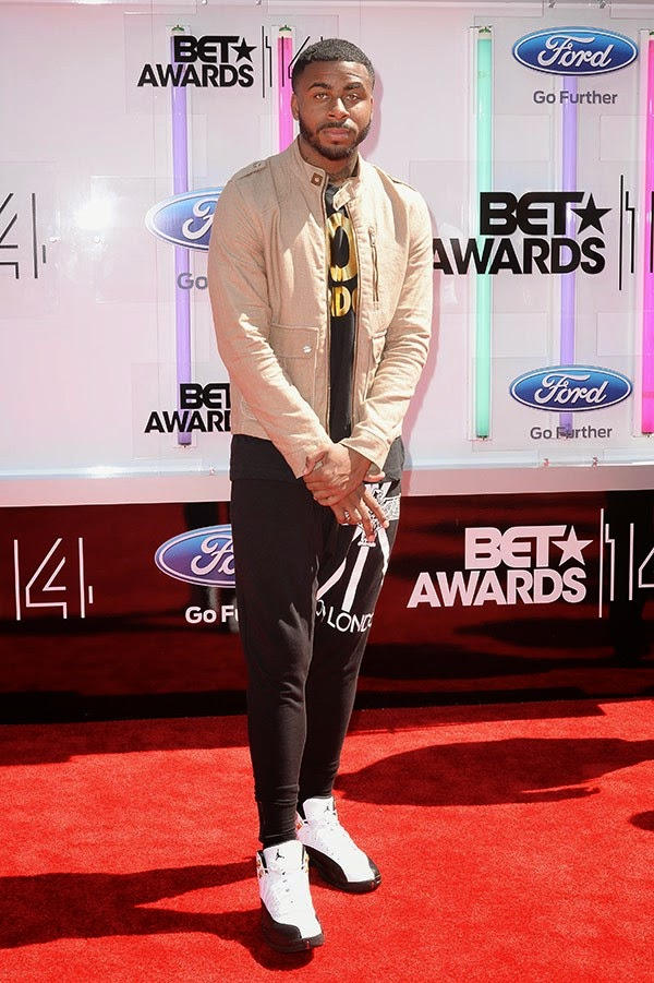 Red Carpet Fashion Full List Of Winners 2014 Bet Awards
