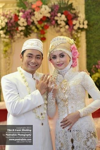 Foto Model Baju Kebaya Nikah Muslim