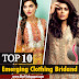 Top 10 Emerging Fashion Brands/ Designers | Best Emerging Clothing Brands of Pakistan