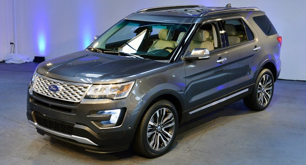 2017 Ford Explorer Sport, Specs and Redesign