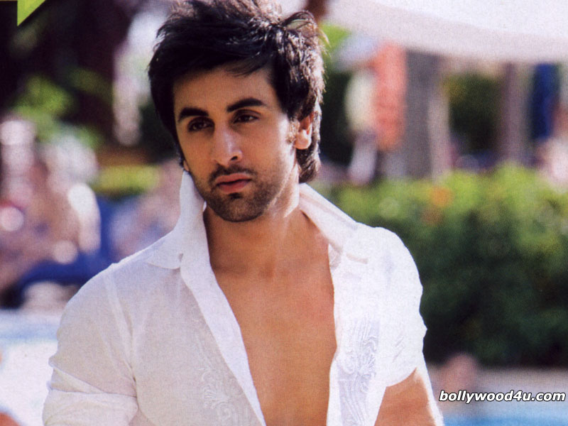 Hot Bollywood Actor Ranbir Kapoor Photos Wallpapers Pictures