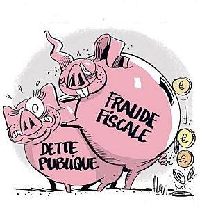 Fraude fiscale et dette publique intimemment liée !