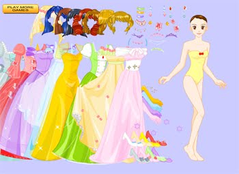 angel dress up games online free