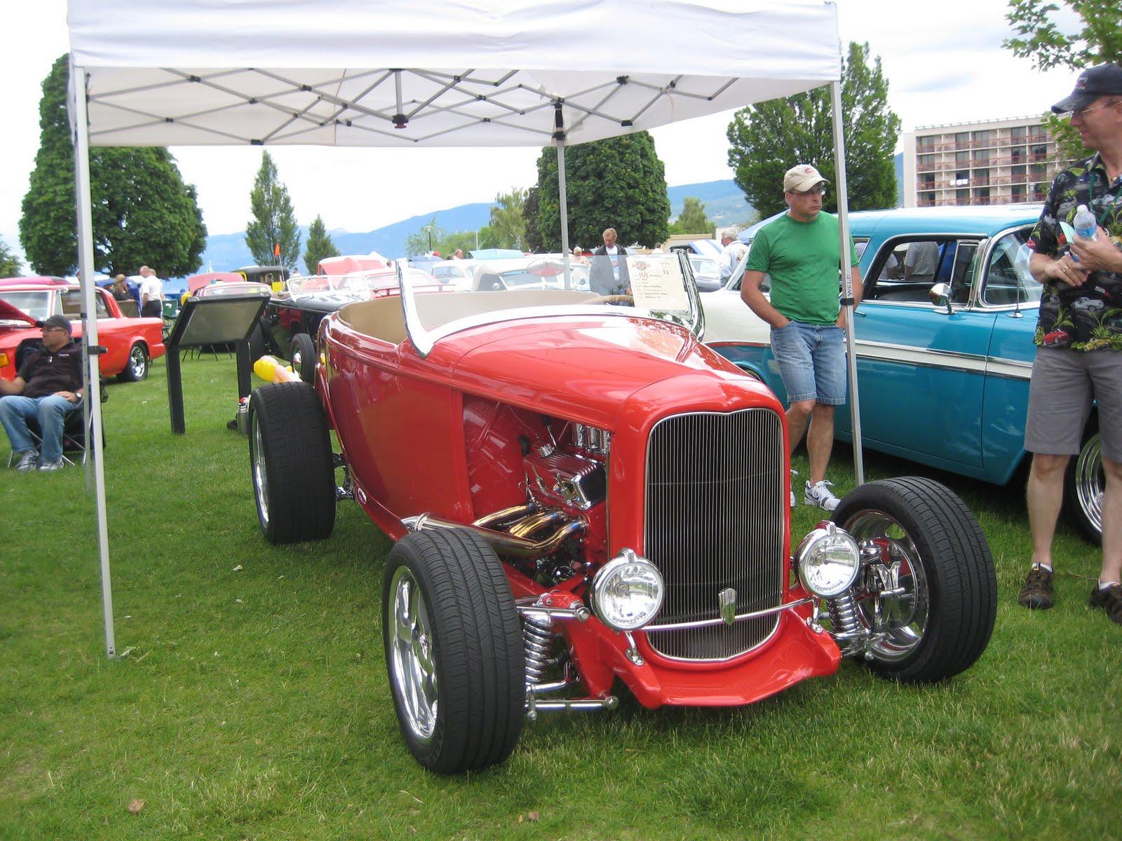Okanagan Vacation Guide: Penticton Car Show Shines - Peach City ...