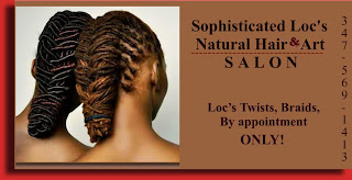 Affordable Natural Hair & Loc Extensions