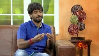 Virundhinar Pakkam – Sun TV Show 31-03-2014 Actor Rama Krishnan