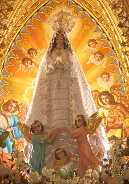 AMOR ETERNO: Nuestra Señora la Virgen del Valle - Patrona del ...