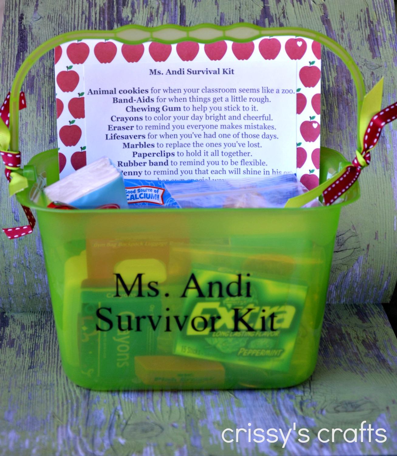 Dating stephanie survival kit