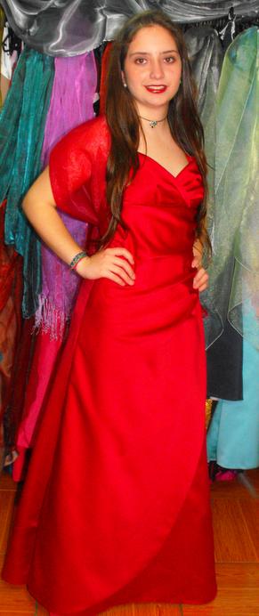 vestido rasso talla 42
