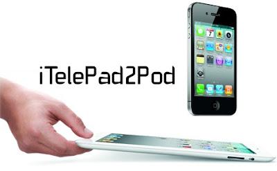 Download iTelePad2Pod Mac