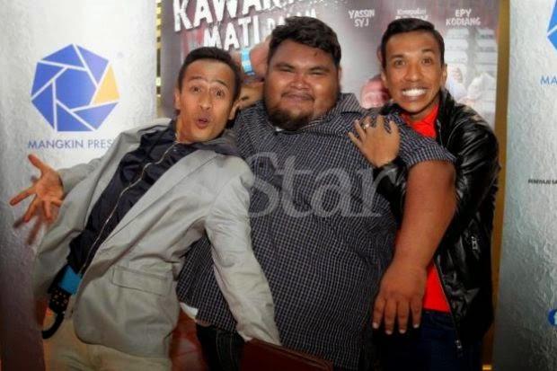 Bocey Sangkal Dakwaan Kecil Hati Dengan TV3