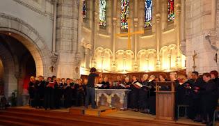 Photo Concert : Chorale Plantagenêt d'Angers et Académie Musicale de Nantes