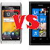 Messaging: Nokia N8 vs. Lumia 800