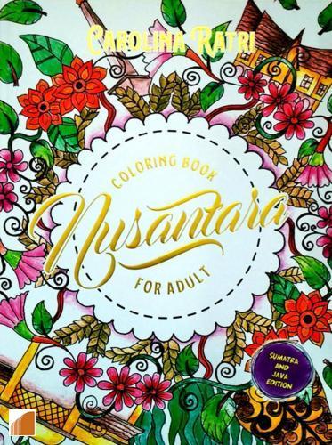 Coloring Book -  Nusantara 2
