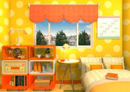 Girl's Room No.04: Eye Shadow