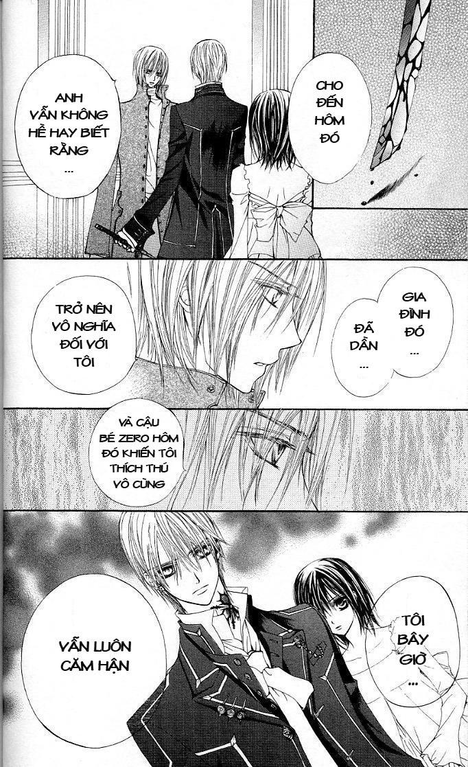 Vampire Knight Chapter 20 - Trang 5