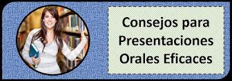 Sobresale en tus Presentaciones Orales preparándote.