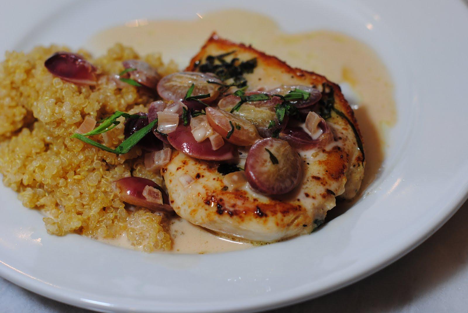 Chicken Veronique Brilliant Chez Popine Chicken Veronique With Grape Shallot Cream Sauce 2017