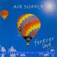 Lyrics Air Supply - Young Love