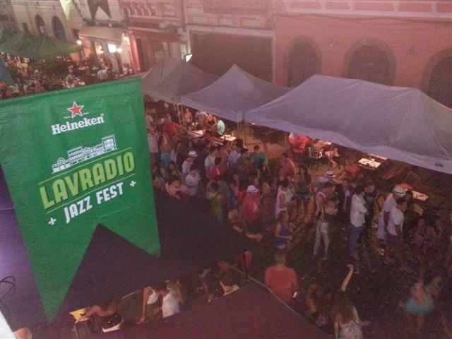 Jazz tomará conta da Rua do Lavradio durante o Carnaval