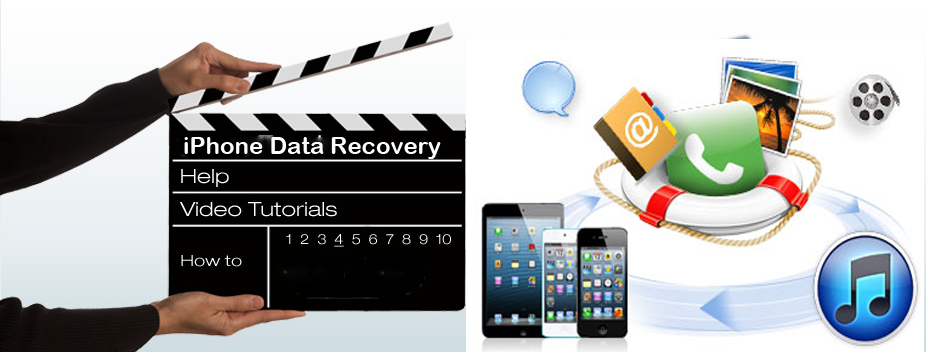 video for iphone data recovery