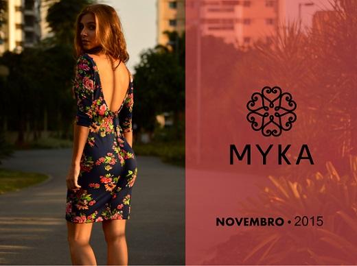 Myka loja de moda feminina