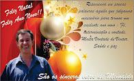Marquinho:Meinaldo deseja a todos um Feliz Natal e um próspero ano novo