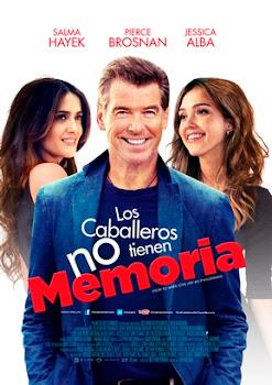 Los Caballeros no Tienen Memoria Poster