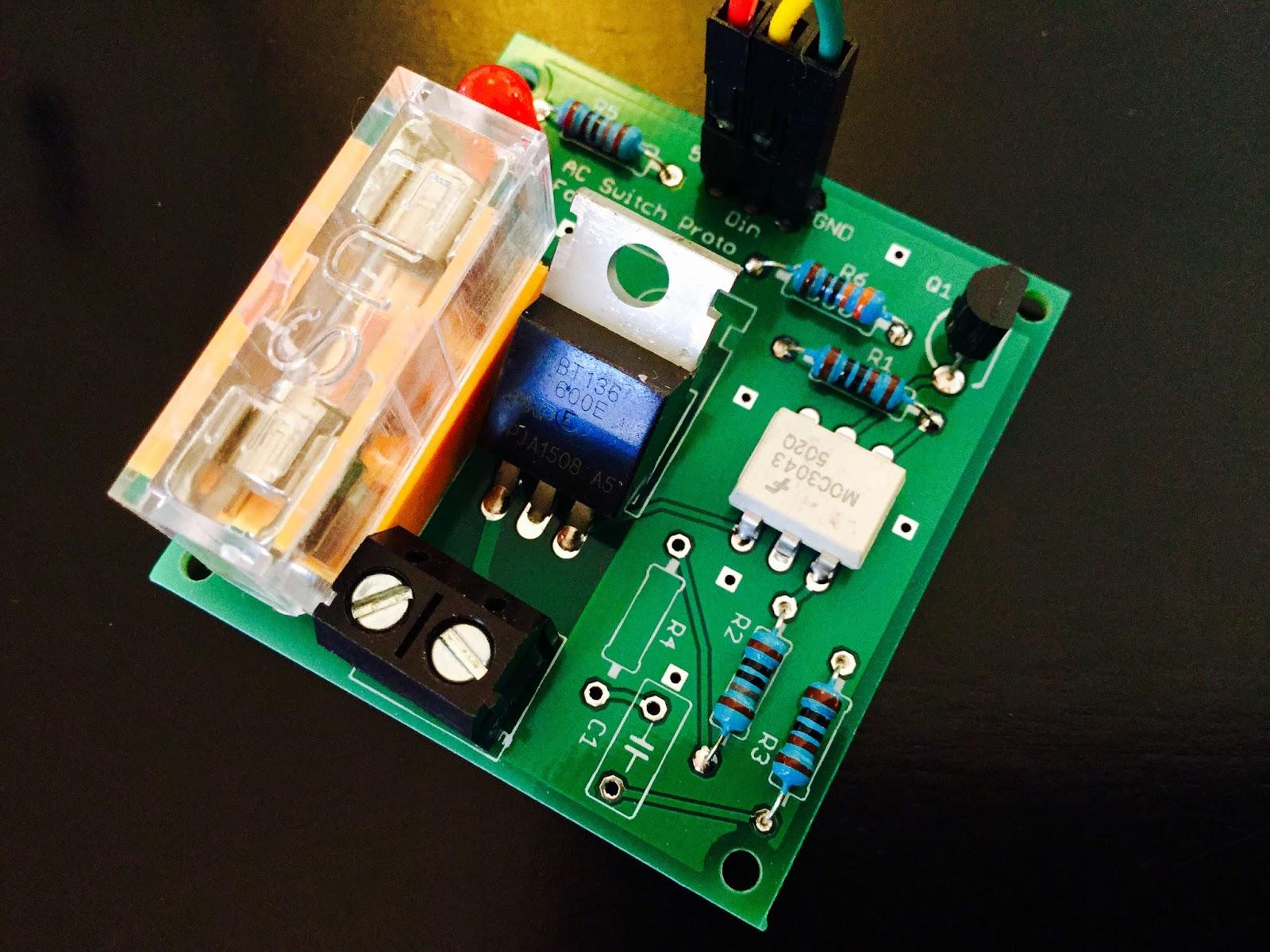 Arduino High Speed Photography Trigger - Matt