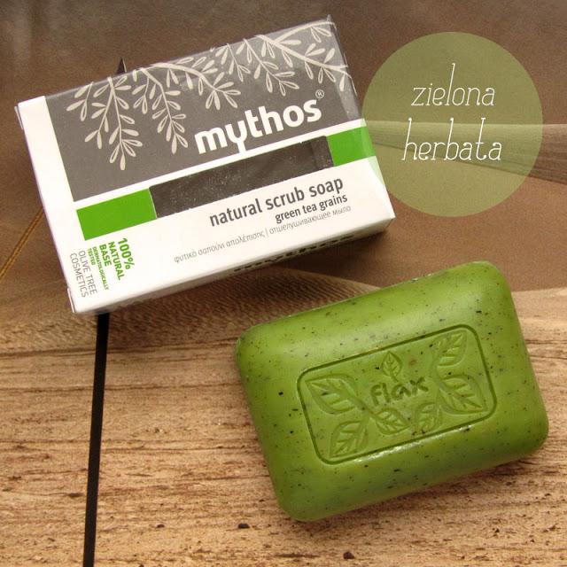 Greckie oliwki i zielona herbata ♥ Mythos