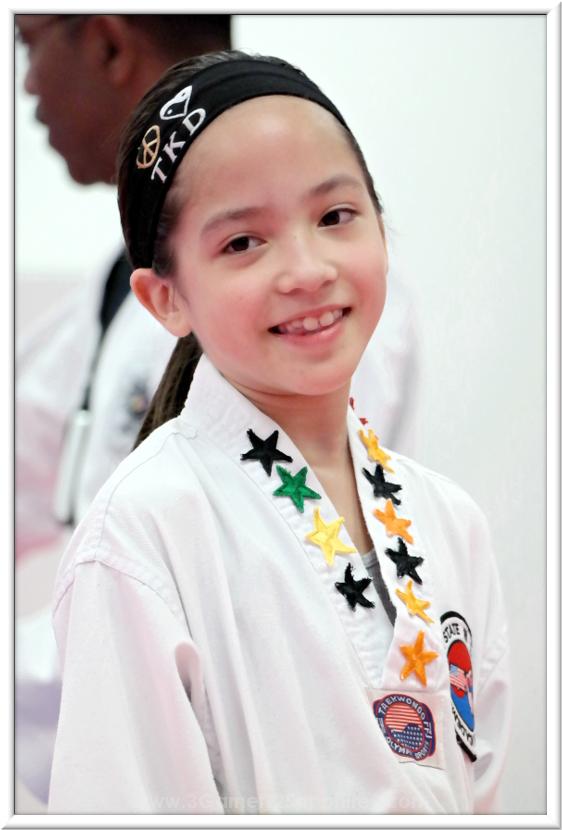 Logo Loops Taekwondo headband #loveourloops (sponsored)  |  www.3Garnets2Sapphires.com