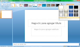 fondo diapositiva powerpoint