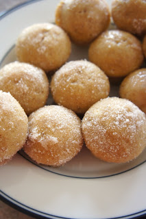 Baked Snickerdoodle Doughnuts: Savory Sweet and Satsifying