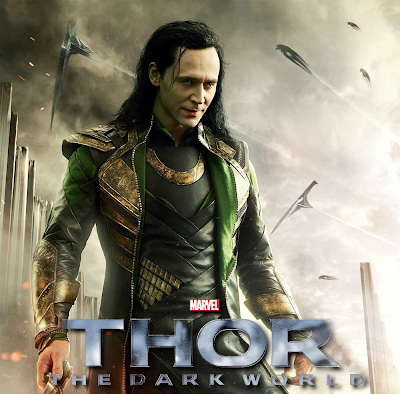 Poster of Loki for Thor The Dark World