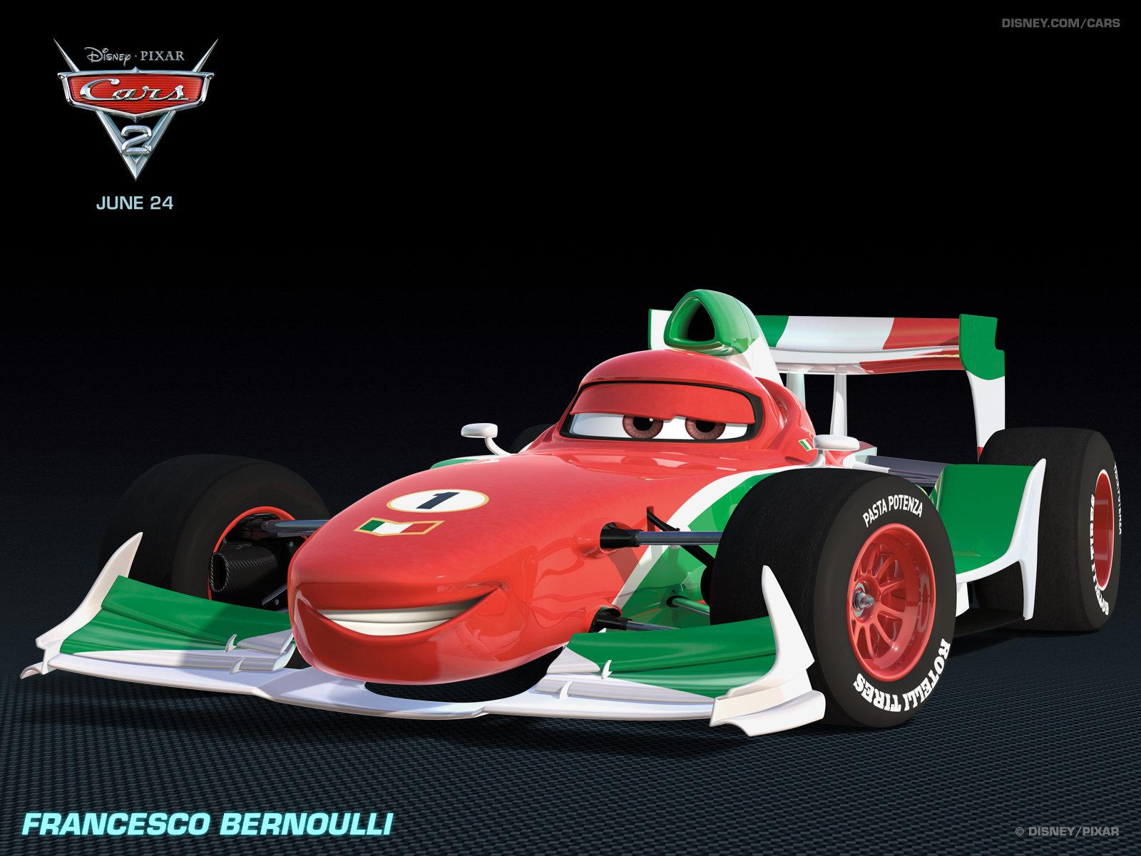 Cars 2 Cartoon Characters : Cartoons cars characters