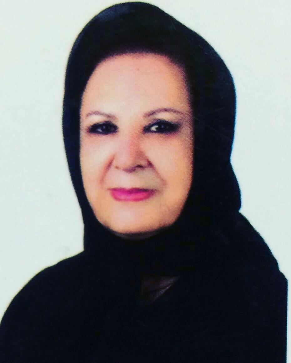 خانم  پروانه صوفی سیاوش مامای پیشکسوت لاهیجان