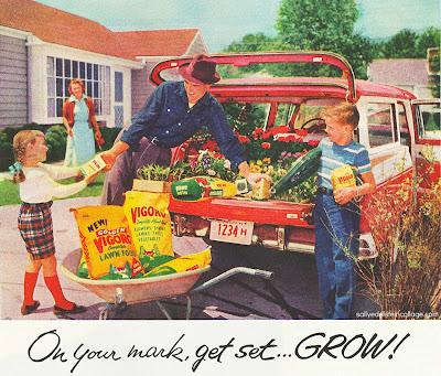 1950s gardeners